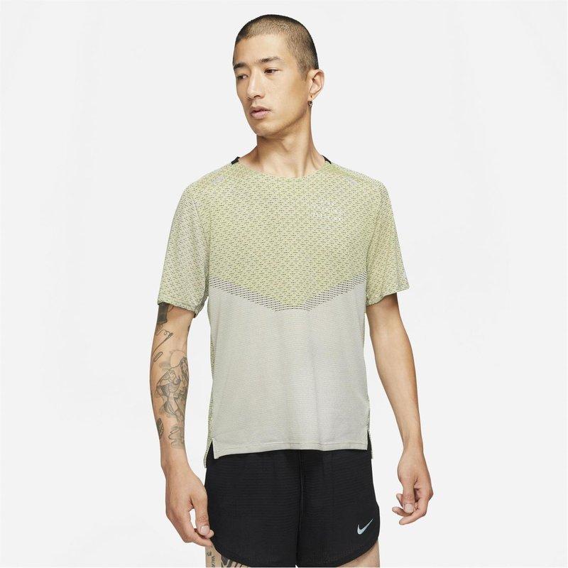 Run Knit T-Shirt Mens