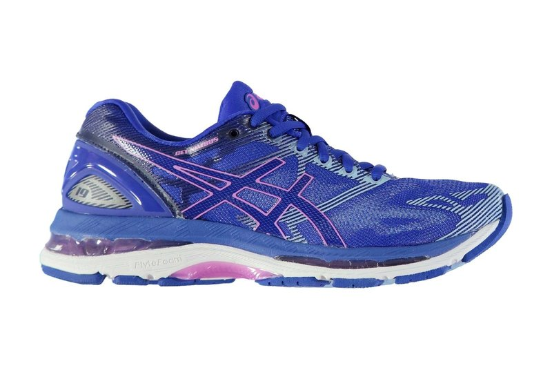 Gel Nimbus 19 Ladies Running Shoes