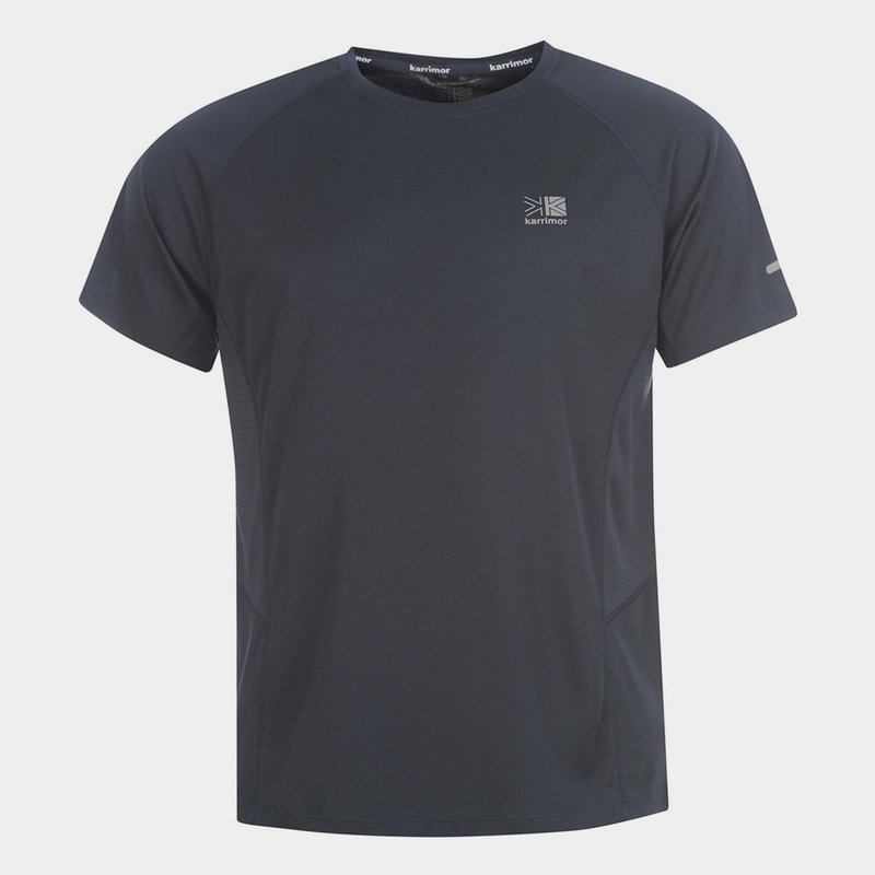 Short Sleeve Run T Shirt Mens