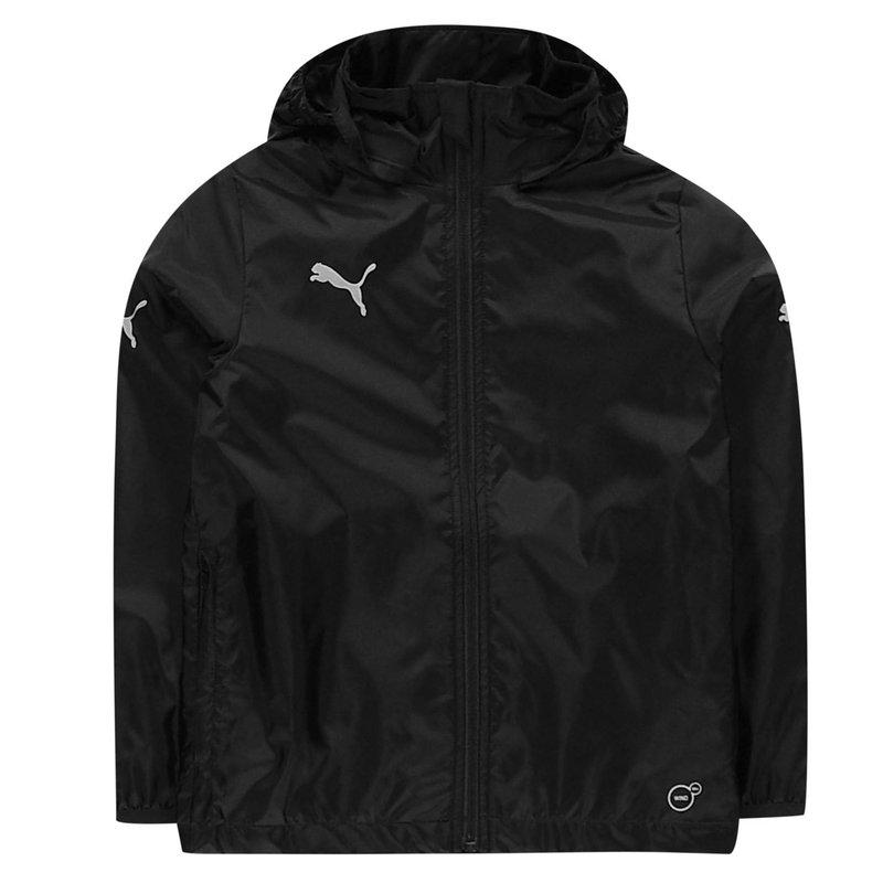 Essentials Core Rain Jacket Junior Boys