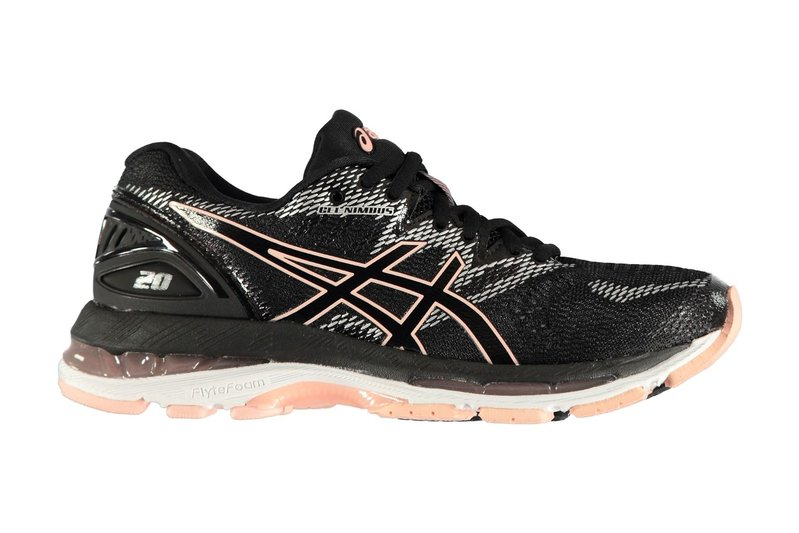 Gel Nimbus 20 Ladies Running Shoes