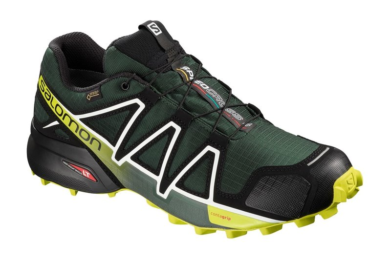 Speedcross 4 GTX Mens Trail Running Shoes
