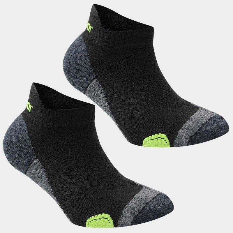 2 Pack Running Socks Junior