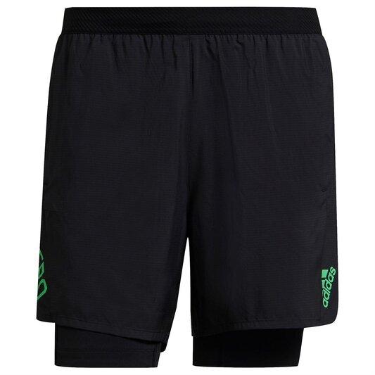 Adizero 2in1 Shorts Mens