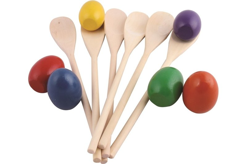 Egg and Spoon Set