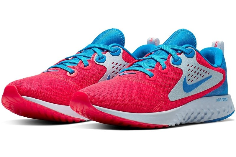 Legend React Junior Boys Running Shoes