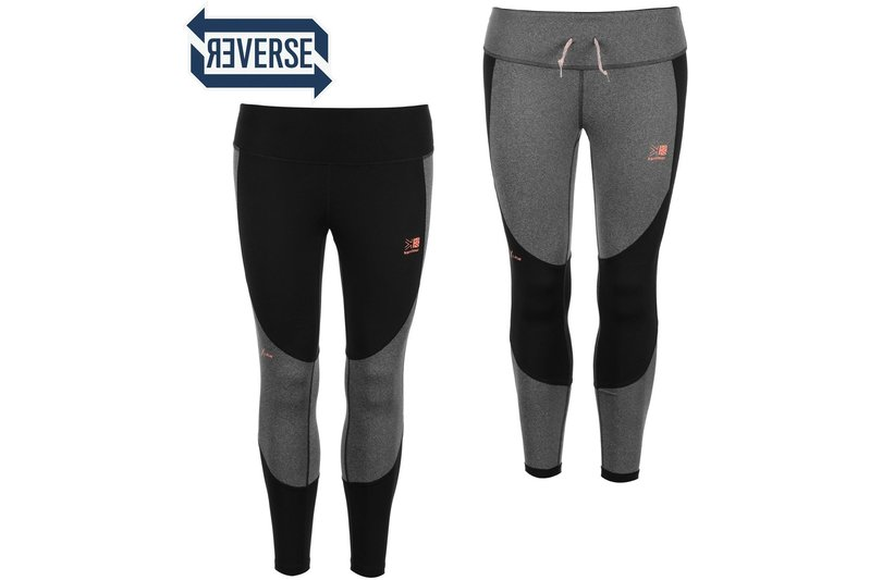 X Lite Reversible Capri Pants Ladies