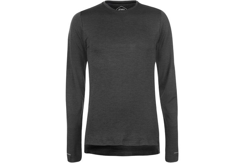 Seamless Long Sleeve T Shirt Mens
