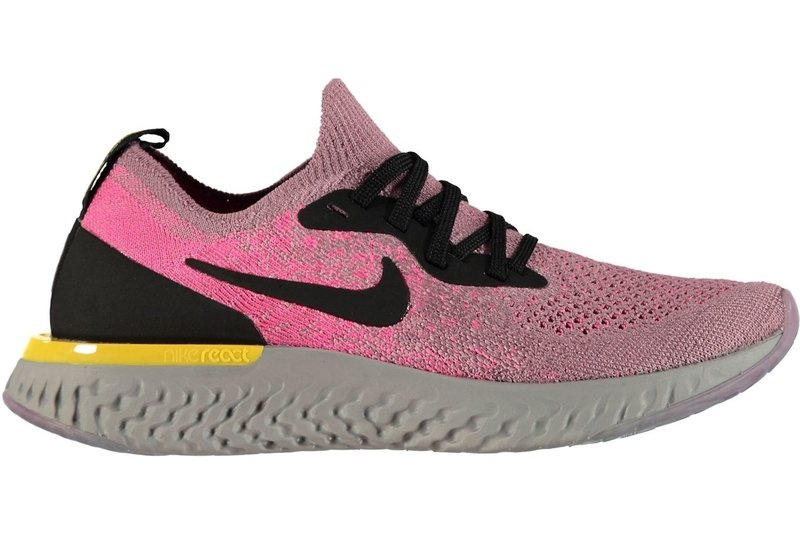 Epic React FlyKnit Junior Running Shoes