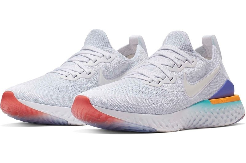 Epic React Flyknit 2 Ladies Running Shoes