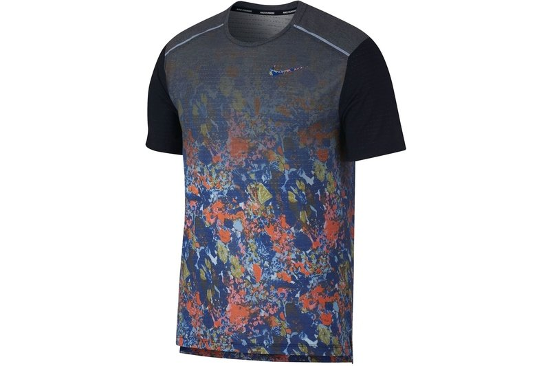 Rise Print T Shirt Mens