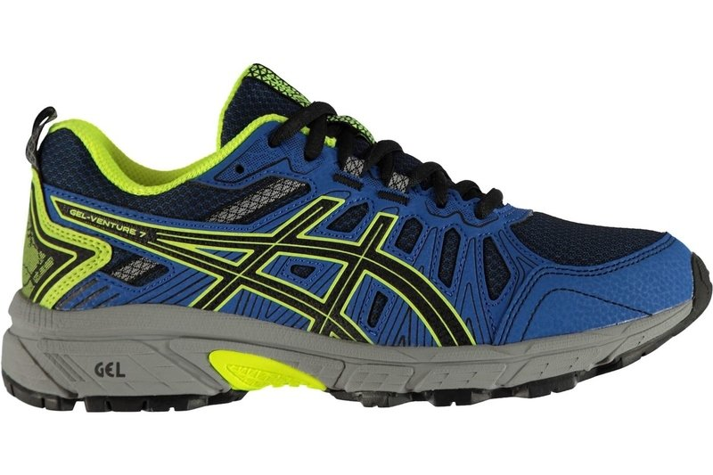 GEL Venture 7 Junior Trail Running Shoes