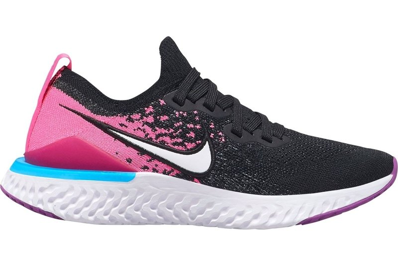 Epic React Flyknit Running Trainers Junior Girls
