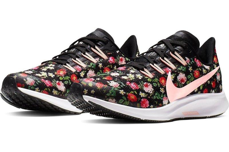 Air Zoom Pegasus 36 Vintage Floral Junior Running Shoes