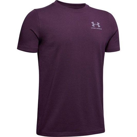 Charged Cotton T Shirt Junior Boys