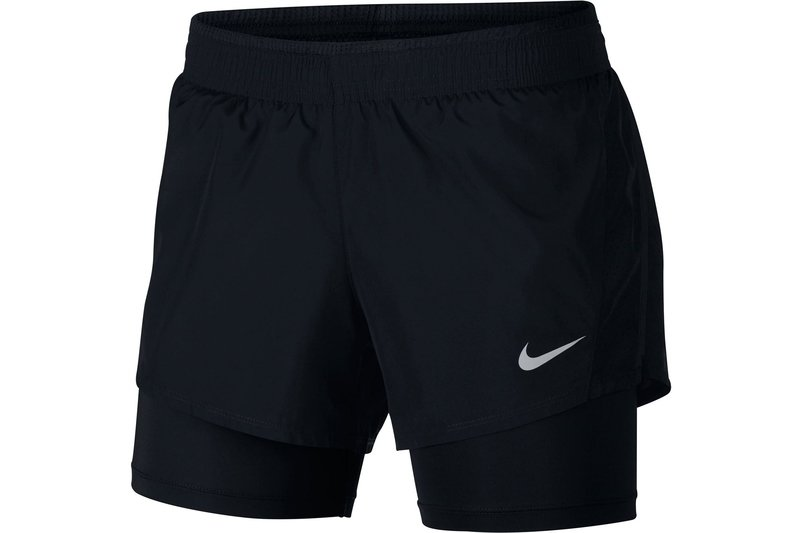 Dry Shorts 2 in 1 Womens
