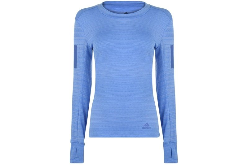 Long Sleeve Runner T Shirt Ladies