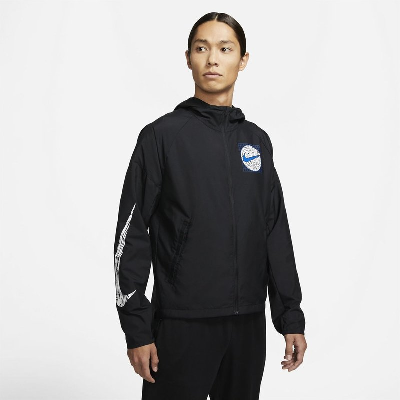 Essential GX Running Jacket