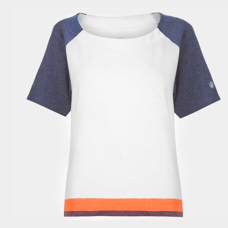 Cool Short Sleeve Running T Shirt Ladies