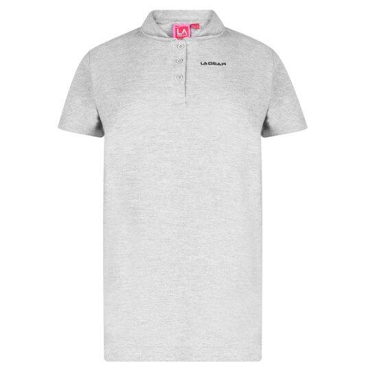 Pique Polo Shirt Ladies