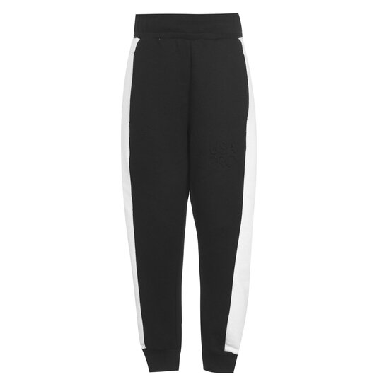 Closed Hem Jogging Pants Junior Girls