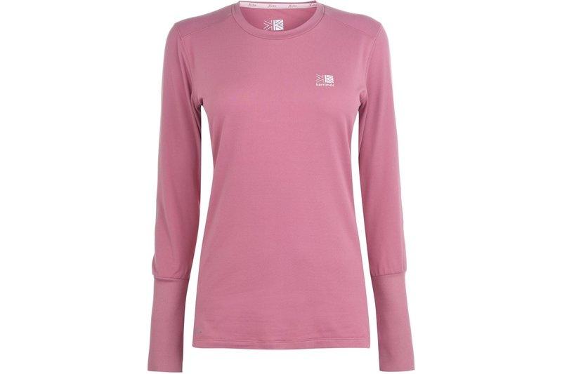 X Long Sleeve T Shirt Ladies