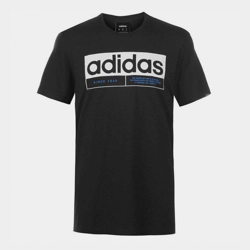 New Box Linea T Shirt Mens