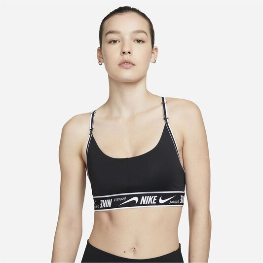 Indy Logo Sports Bra Ladies