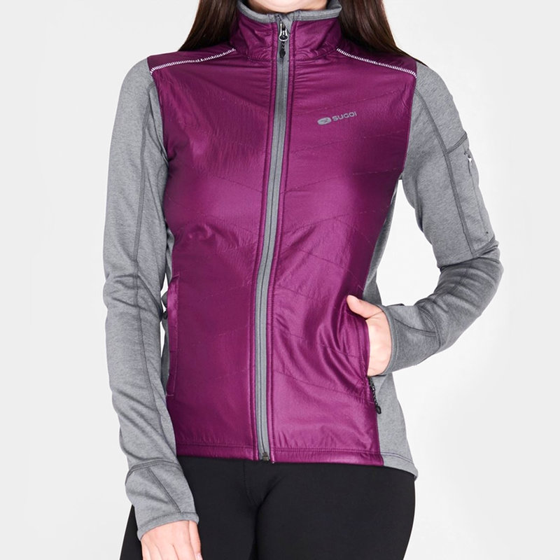 Alpha Hybrid Cycling Jacket Ladies