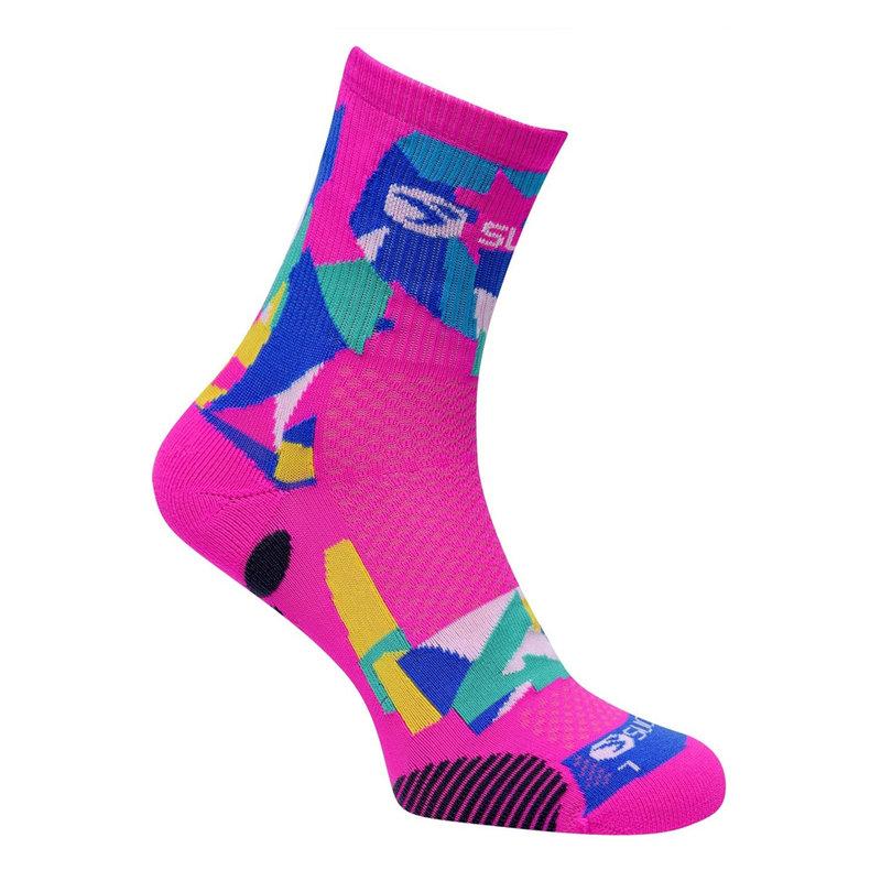 RSR Quarter Printed Socks
