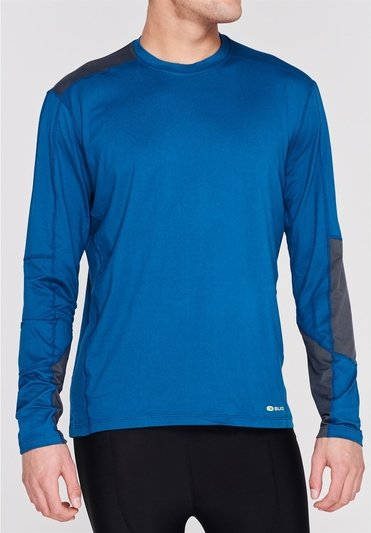 Titan Core Long Sleeve T Shirt Mens
