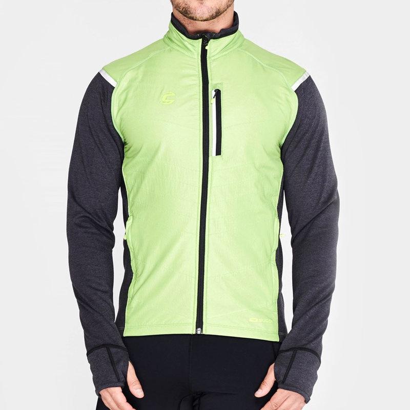 Alpha Hybrid Cycling Jacket