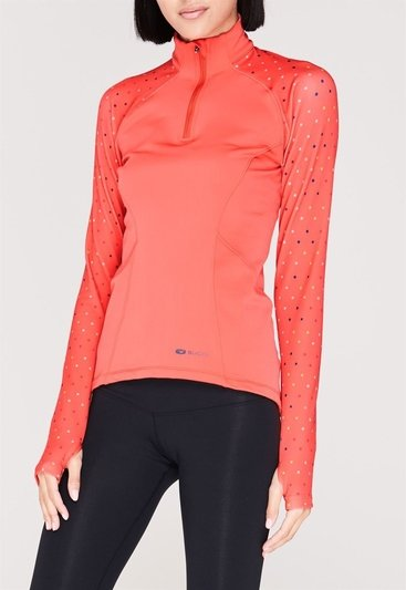 Midzero Zip Jersey Ladies