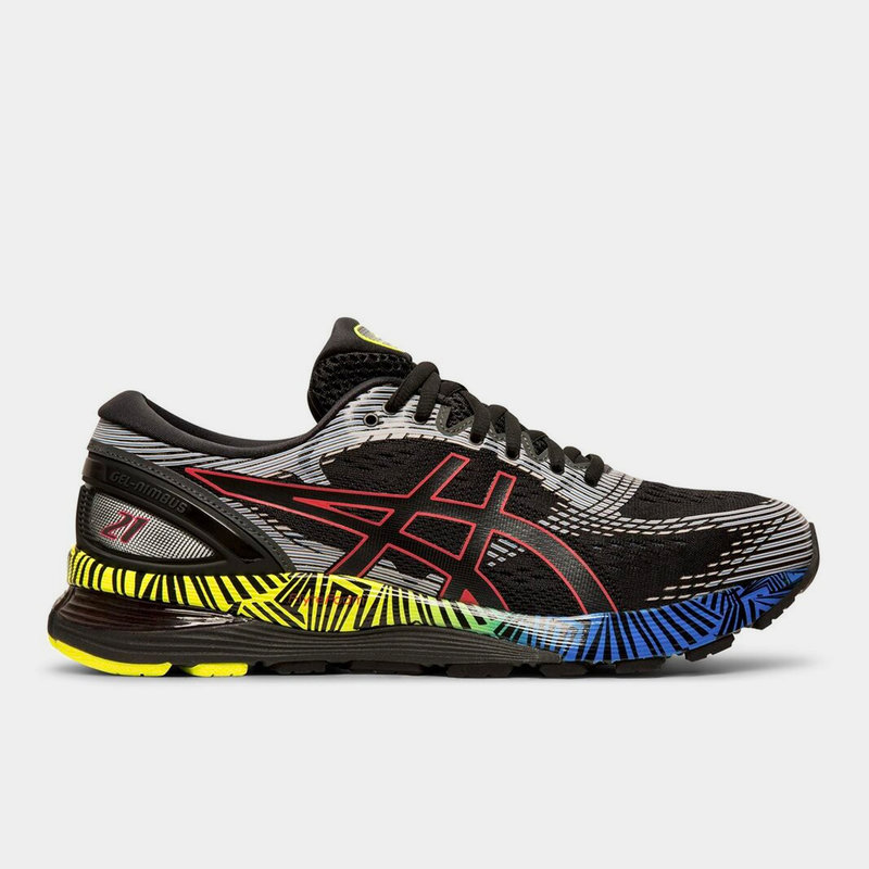 ofertas exclusivas nuevos productos para Zapatillas 2018 Asics GEL Nimbus 21 LS Mens Running Shoes, £109.00