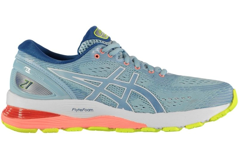 Gel Nimbus 21 Ladies Running Shoes
