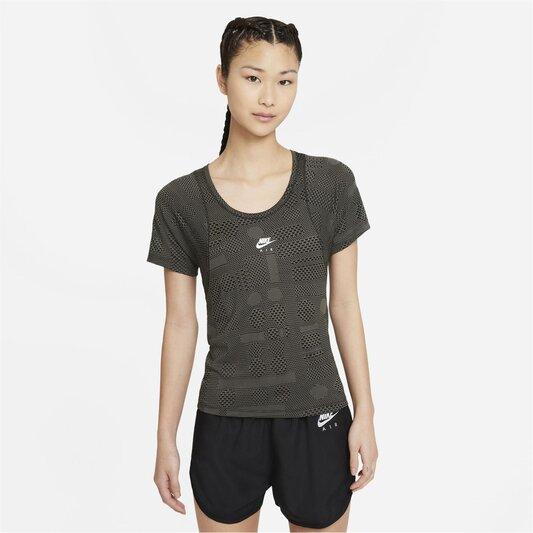 Air Dri FIT Womens Short Sleeve Running Top