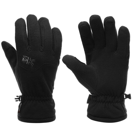 Hoolie Fleece Gloves Mens