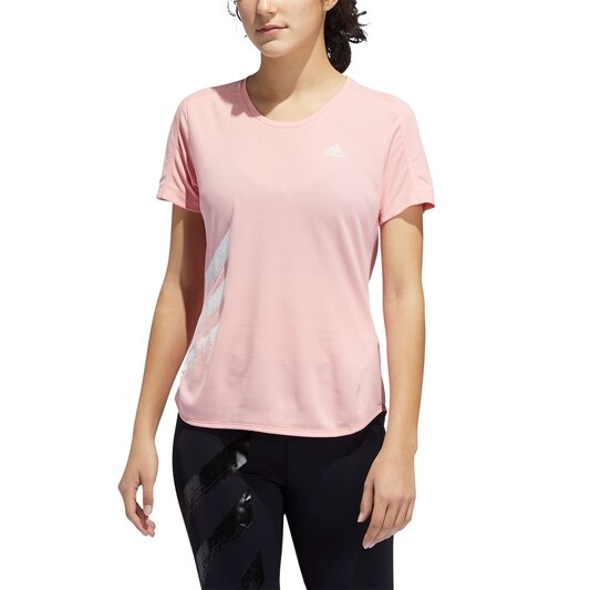 Run It Short Sleeve T Shirt Ladies
