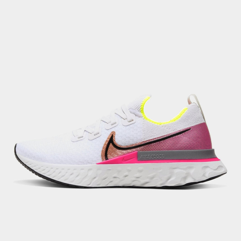 Ladies React Infinity Run Flyknit Running Shoes