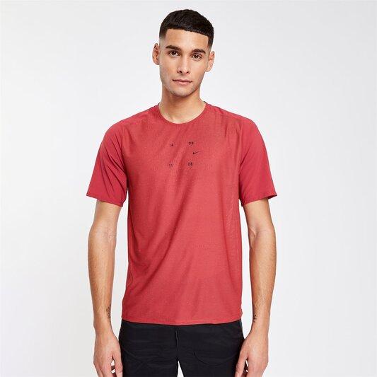 Tech Pack Short Sleeve Hybrid T Shirt Mens