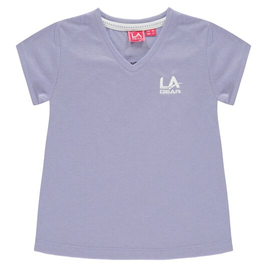 V Neck T Shirt Junior Girls
