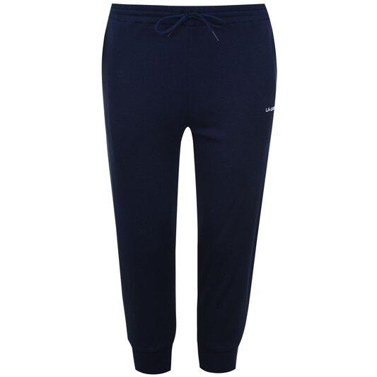 Three Quarter Interlock Jogging Pants Ladies
