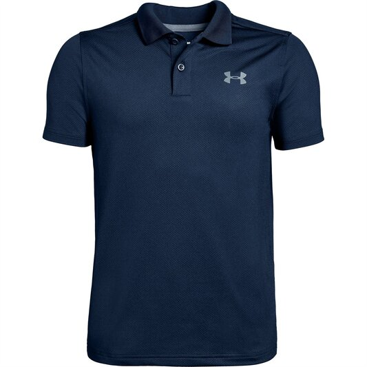 Performance Golf Polo Shirt Junior Boys