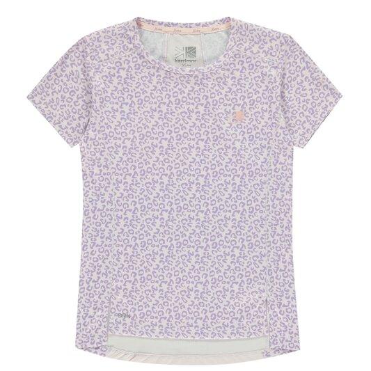 X Race Short Sleeve T Shirt Junior Girls