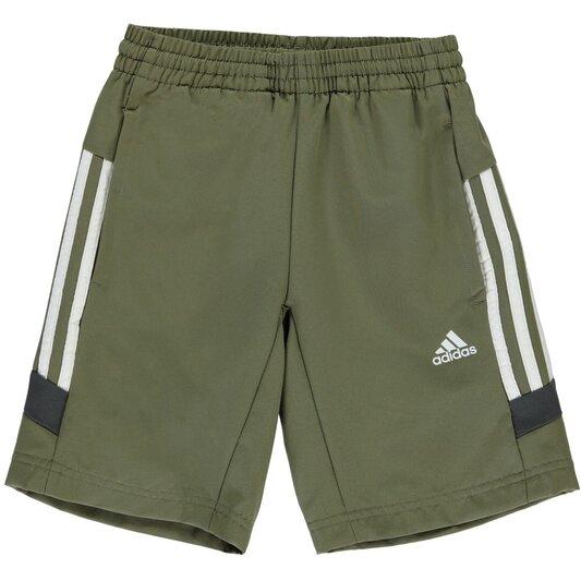 Tri Coloured Shorts Junior Boys