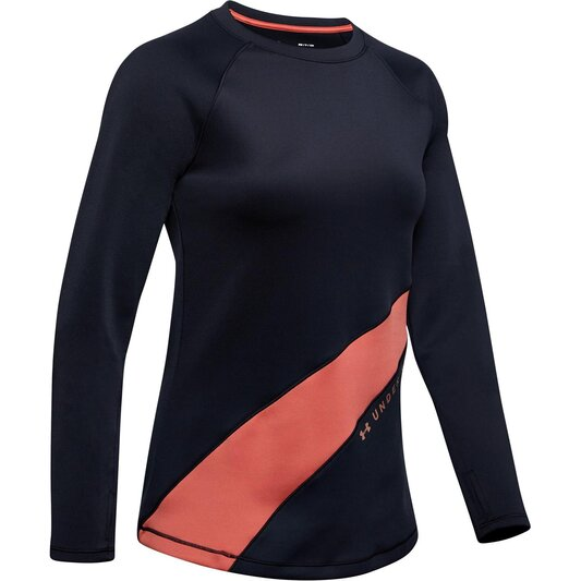 ColdGear Long Sleeve Graphic T Shirt Ladies