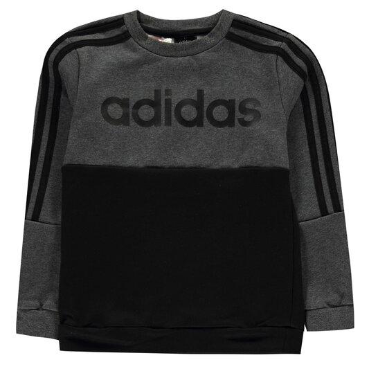 Large Logo Crew Sweatshirt Junior Boys