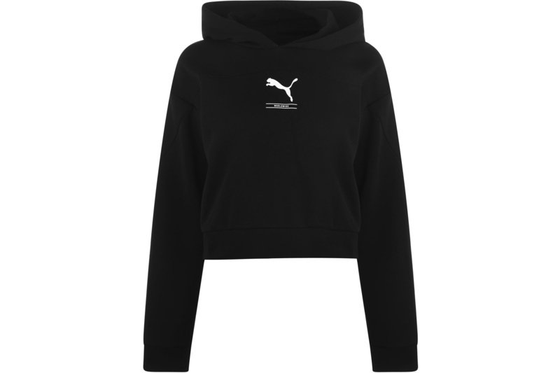 NU TILITY Over The Head Hoodie