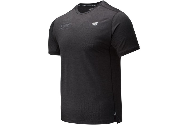 London Edition Impact Run Short Sleeve Mens