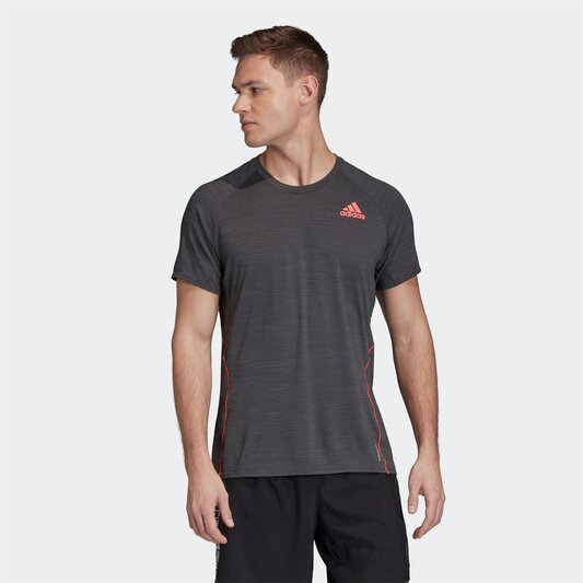 Mens Primegreen Adi Runner T Shirt